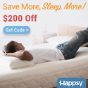 happsy mattress coupon codes